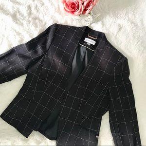 Calvin Klein work blazer career jacket dress up